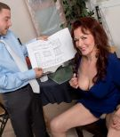 Katherine Merlot Is One Sultry Over Sixty Babe