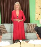 Mature yellow-haired XXX movie starlet Bethany James jacking TWO rods in lingerie and pantyhose