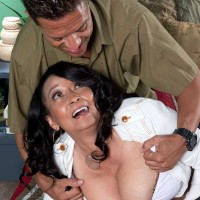 Over Sixty Porn Pics Featuring Rochelle Sweet